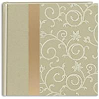 Pioneer Photo Albums Pioneer 200-pocket Ivory Fabric Photo Album (Pack of 2)