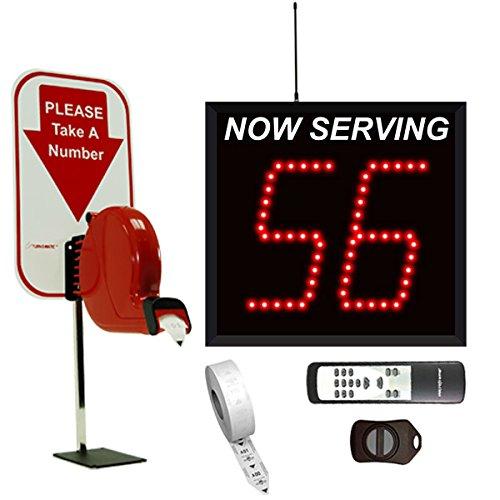 queue ticket dispenser - 6
