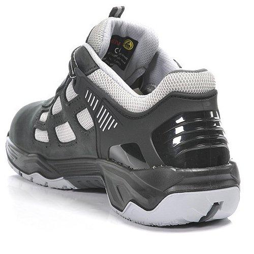 Elten 2061049 - 72742-36 Chaussures De Sécurité S1 Désir Faible Esd, Multicolore,