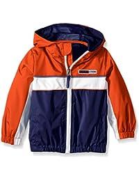 Baby Boys' Colorblock Jacket with Fleece Lining