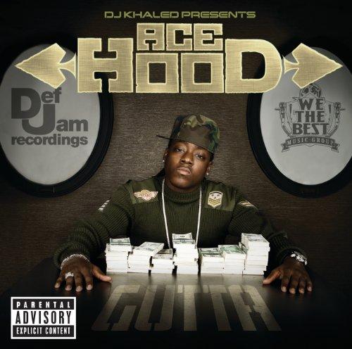 DJ Khaled Presents Ace Hood Gutta (Ace Hood Albums)