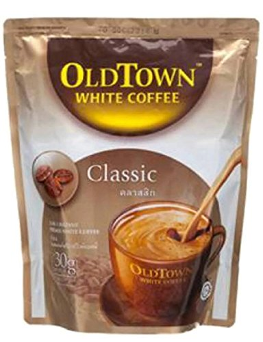 OLD TOWN INSTANT PREMIX WHITE COFFEE 3IN1 CLASSIC 30G. PACK 10SACHETS