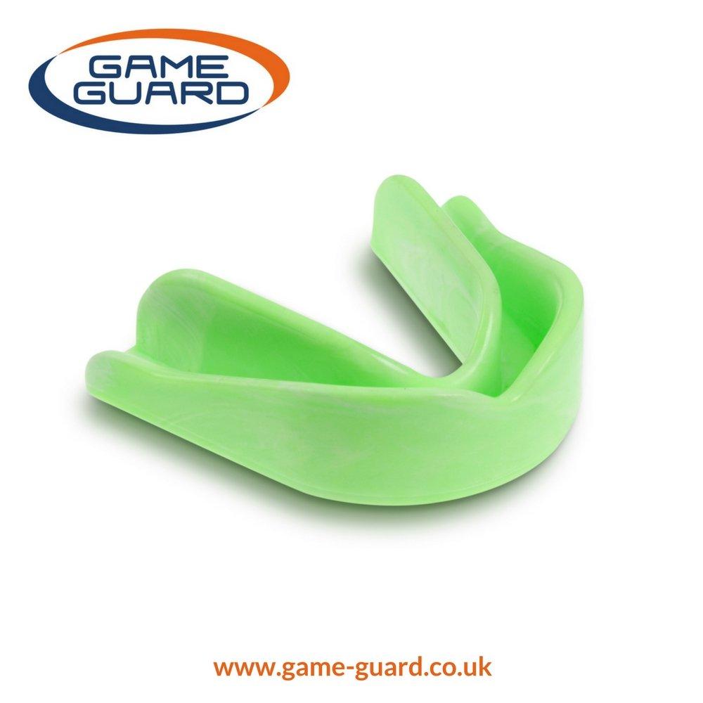 /schwarz/ 10/x Game Guard Mundschutz//Z/ähne Guard//,/ CE-zugelassen /Mundschutz ideal f/ür Schule Sport