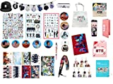 BTS Gifts Set for Army Bangtan Boys BTS Collectibles, BTS Pin, BTS Poster, BTS Sticker, etc (7)