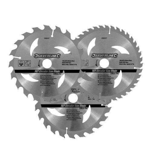 Silverline Circular Saw - 3