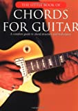 The Little Book of Chords for Guitar, AMSCO Publications Staff, 0825618061