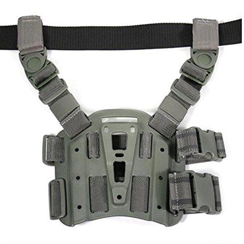 (BLACKHAWK! Tactical Holster Platform, Olive Drab )