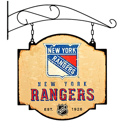 New York Rangers Winning Streak Vintage Tavern Pub Bar Metal Sign - Pub Nhl Sign