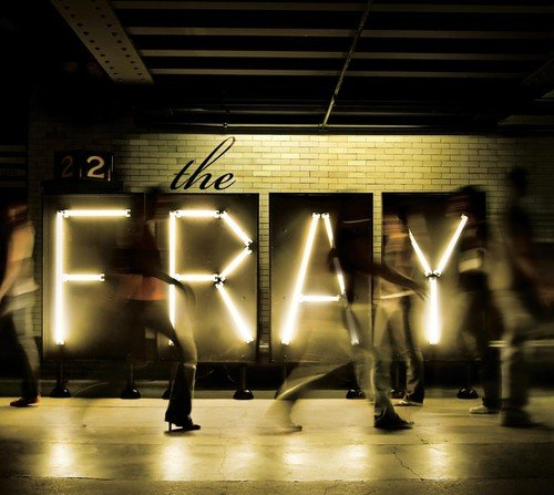 The Fray - Radioplay Euro Express 856U - Zortam Music