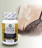 Natural Breast Enlargement, Pueraria Mirifica Blend with Acne Treatment (1 Month Supply)