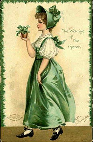 Green Day Postcard - 9