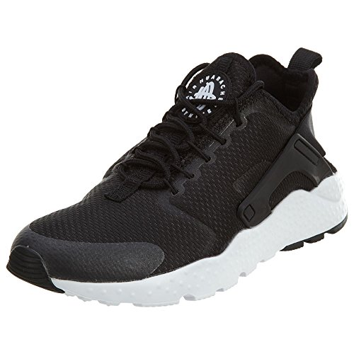 new style 0ba3a 90b29 Nike Women s Air Huarache Run Ultra Black Black-White