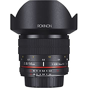 Amazon Samyang Sy14m C 14mm F28 Ultra Wide Fixed Angle Lens