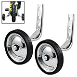 12 to 20-Inch Bicycle Training Wheels for Children Kids