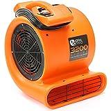 CFM PRO Air Mover & Carpet Dryer Blower Fan - 3,200 Series