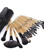 Maquillali Set profesional de 24 piezas brochas para maquillaje