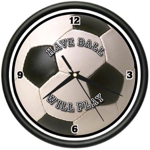 SOCCER Wall Clock