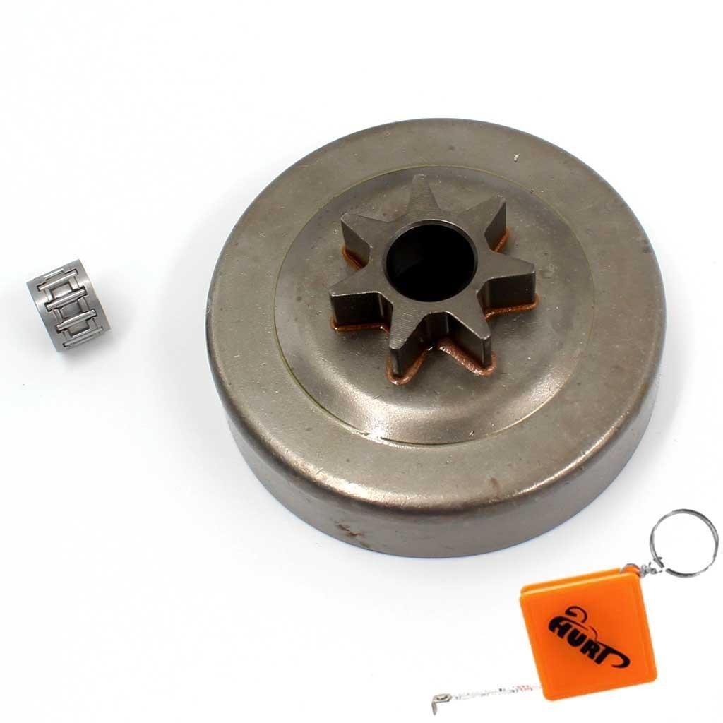 HURI 325 7Z Pignon Professionnel avec Roulements /à aiguilles pour Stihl 024 024AV AV MS 240 Super