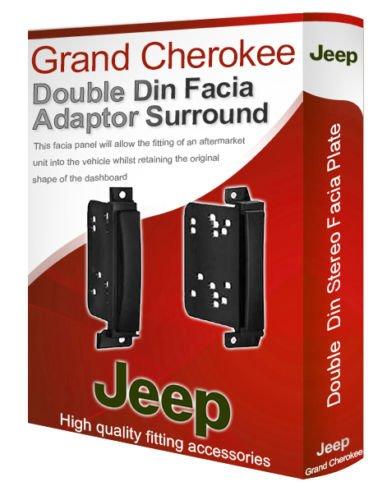Jeep Grand Cherokee car stereo radio Facia Fascia: Amazon.co.uk: Electronics