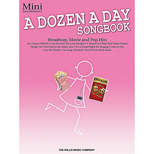 willis-music-a-dozen-a-day-songbook-mini-early-elementary-level-book