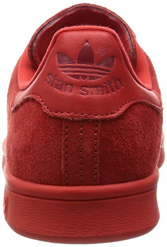 Scarpe Low adidas Stan Adulto Red Red Unisex Top Power Smith Red fqREt