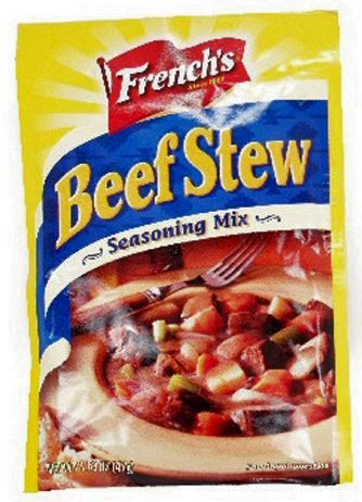 French's Beef Stew Seasoning Mix, 12 (TWELVE) 1.63-Ounce Packets (Beef Stew Seasoning compare prices)