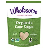 Wholesome Sweeteners, Organic Cane Sugar, 10 Pound