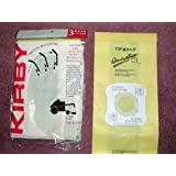 Kirby Part#197289 - Genuine Kirby Style 3 and Generation 3 Vacuum Bags - 3 X 3 Vacuum Bags per Package (9 Total Bags)