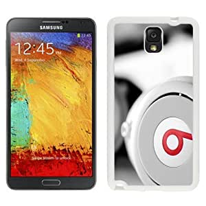 NEW Custom Designed For SamSung Galaxy S5 Mini Case Cover Phone With White Beats Headphones_White Phone