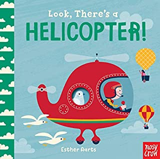 Book Cover: Look, There's a Helicopter!