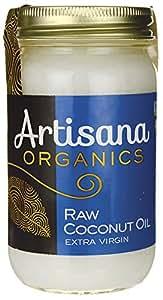 Artisana Organic Raw Virgin Coconut Oil - 16 oz