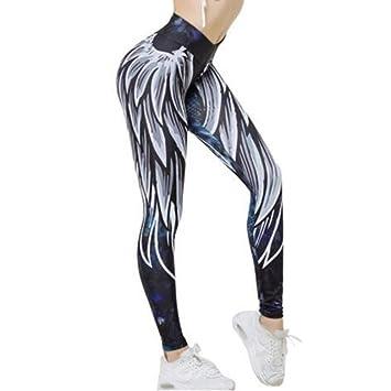 AYTHN Pantalones de Yoga Ropa Deportiva Mujer Estilo Chino ...