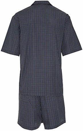 Pijama corta Champion de polialgodón para hombre