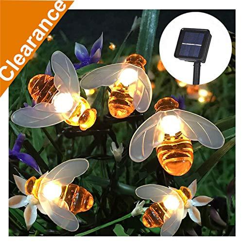 Solar Powered Fairy Lights For Garden in US - 1