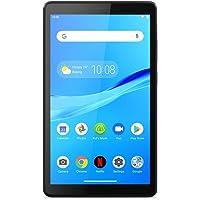 """Lenovo Tab M7 - Tablet de 7"""" (procesador Mediatek MT8321 Quad-Core, 1 GB de memoria RAM, 16 GB eMCP, Wi-Fi, Android 9, protector de pantalla), color negro"""