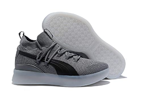 newest f660b f6523 Rex Pairs of Clyde Court Disrupt Men's Basketball Shoes Gray Black