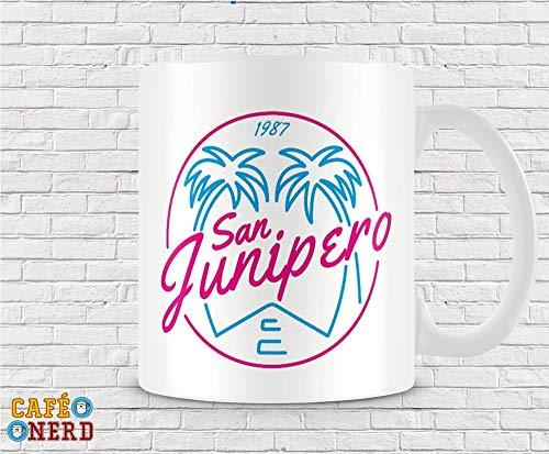 CANECA BLACK MIRROR SAN JUNIPERO #2