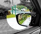 AP&P Car Rearview Mirror Waterproofing Film