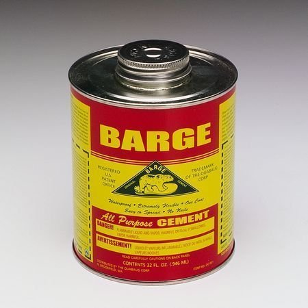 Quabaug Corp. Barge Cement Quart - Each -