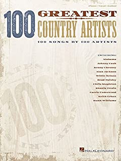 Amazon com: CMT's 100 Greatest Country Songs: Easy Guitar