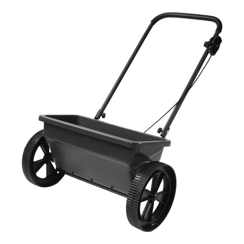 Precision Products 75-Pound Capacity Deluxe Step-Up Drop Spreader