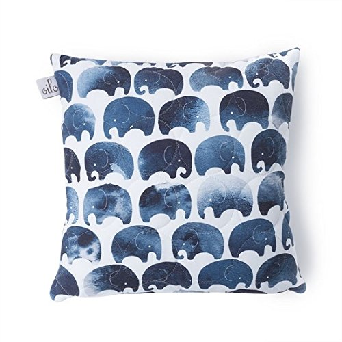 Oilo Studio Elefant Jersey Quilted Pillow (Jersey Quilted)