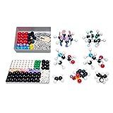 Molymod MMS-003 Organic Chemistry Molecular Model, Teacher Set (111 atom parts)