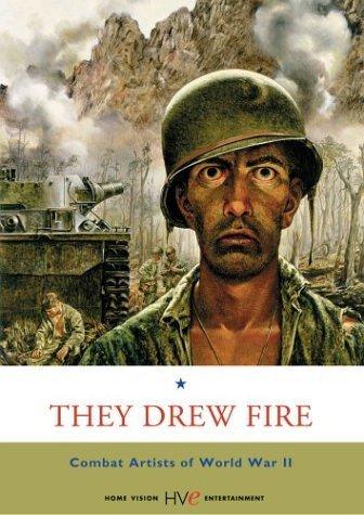 they-drew-fire-combat-artists-world-war-ii