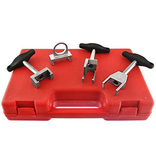 AB Tools-Neilsen 4 Pc Ignition Coil Removal Set Spark Plug Remover/Installer Set Audi VW AN004 by AB Tools-Neilsen (Image #1)