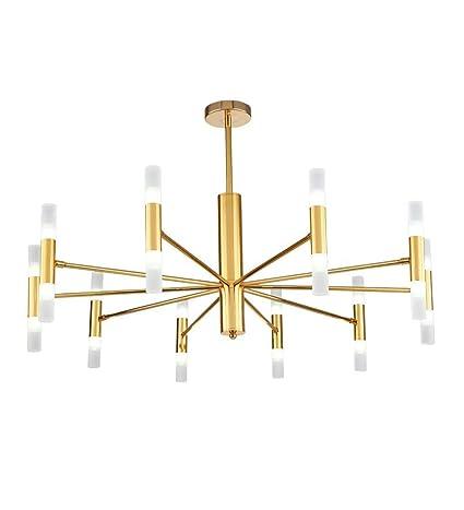 VinDeng Vendimia Sputnik Ajustable LED Lámpara de araña, G4 ...