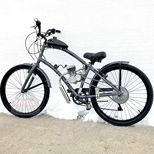 Bicycle Motor Works - Easy Rider Cruiser Motorized Bike Kit