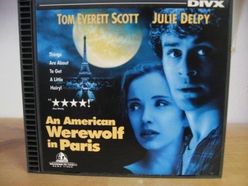An American Werewolf in Paris (A Registered DIVX featured DVD player is required for use.)