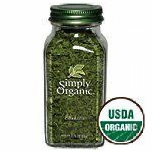 - Simply Organic Cilantro ( 1x.78 OZ)