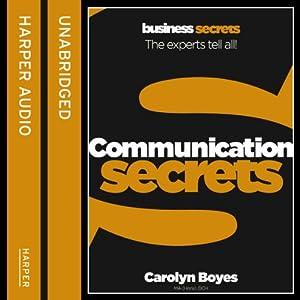Communication Audiobook